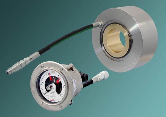 Compression dynamometer